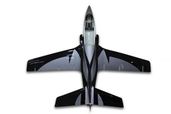 Viper Jet 2,5 m Voll GFK/CFK Bausatz lackiert Typ D