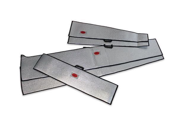 ASG 29 wing protection bag set silver