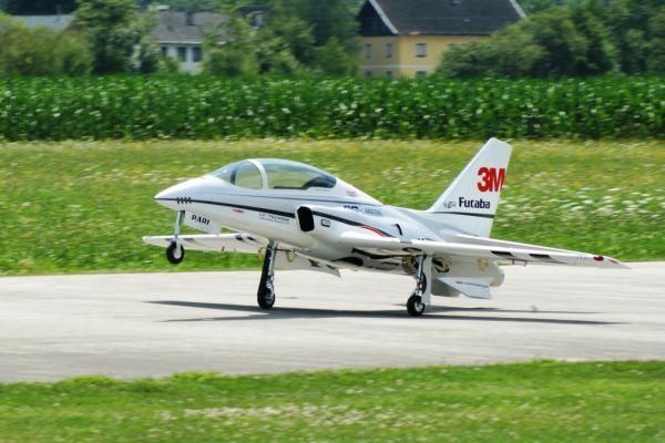 Viper Jet 3,5 m Voll GFK/CFK Bausatz weiß
