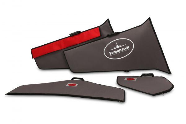 Viper Jet 2,5 m Flächenschutztaschen Set Codura