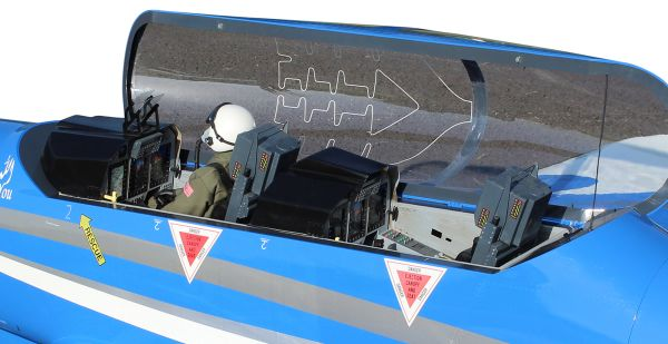 PC-21 2,68 m Cockpit deluxe