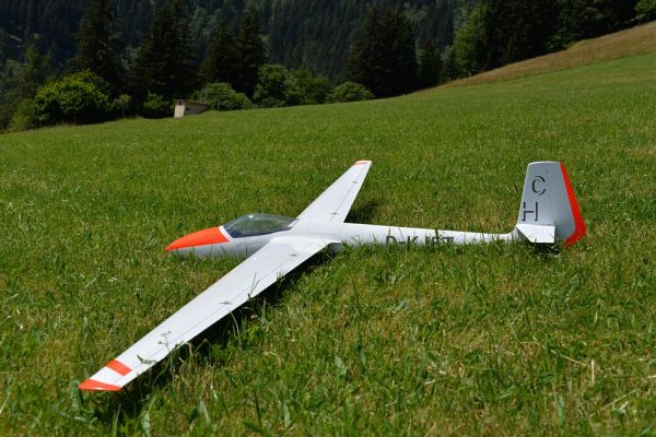 FW Libelle H-301 full composite kit , 4,3m wingspan