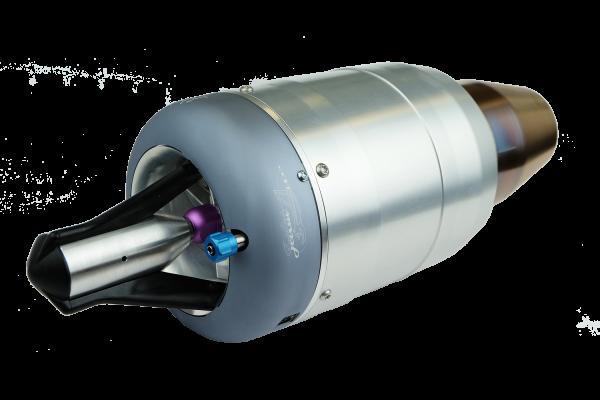 JETCAT P300-PRO turbine engine