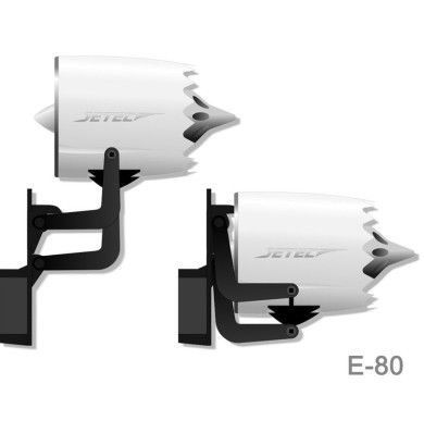 JET-TEC 80E fold up EDF(10s)