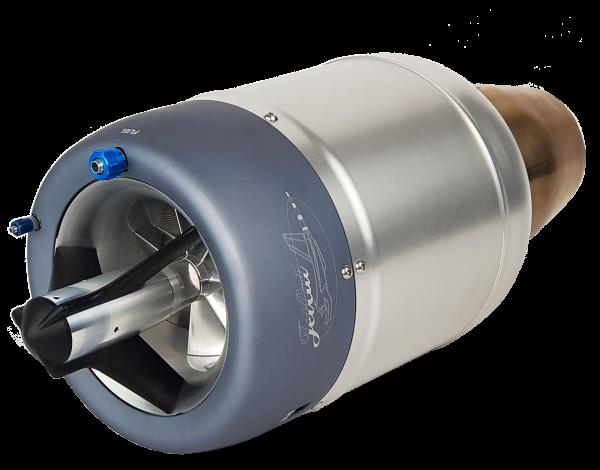 JETCAT P500-PRO-GL turbine engine