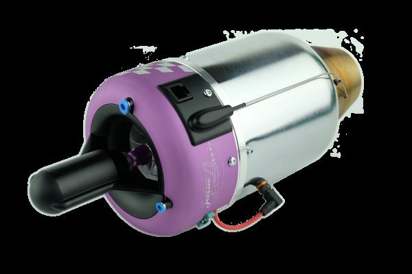 P80-SE turbine engine