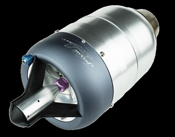 JETCAT P400-PRO turbine engine