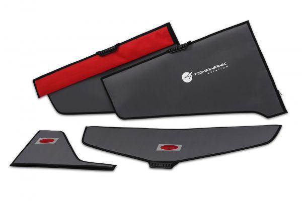 Viper Jet 2,0 m Flächenschutztaschen Set Codura