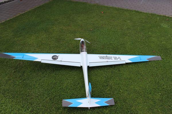 Swift S-1 carbon 3,33 m full composite , JR Foliendesign
