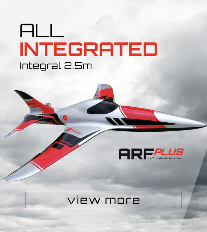High-End RC Planes | Online Shop | Tomahawk | Tomahawk Aviation