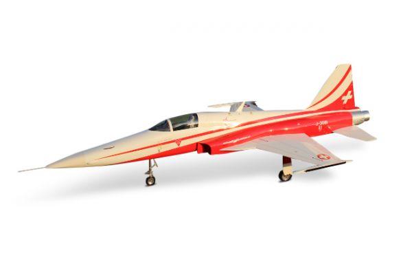 F-5 Tiger 1,95m Voll GFK/CFK Bausatz weiß