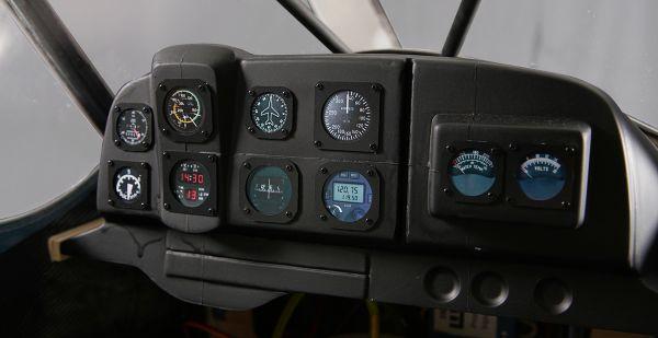 Wilga 3,7m Cockpit deluxe einbaufertig