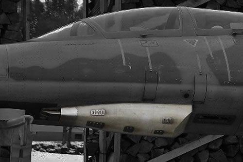 L39 Albatros XXXL Maschinengewehr scale